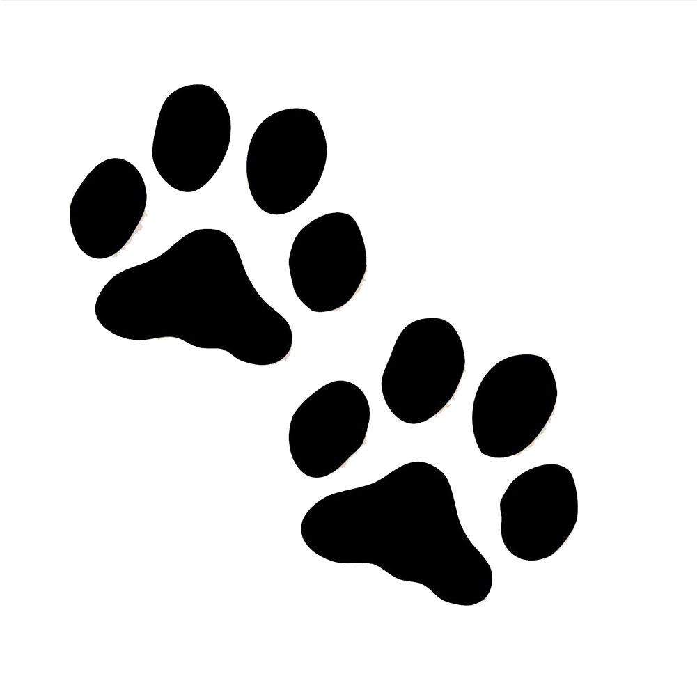 Puppy Paw Silhouette Www Imgkid Com The Image Kid Has It