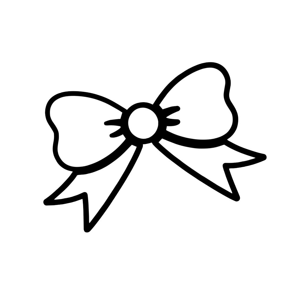Minnie Mouse Bow Outline - ccs-berlin.de