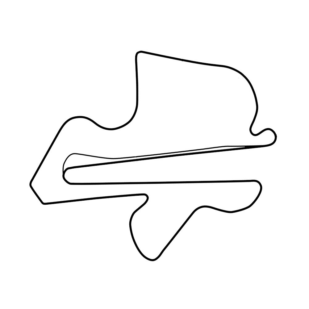 race track maps